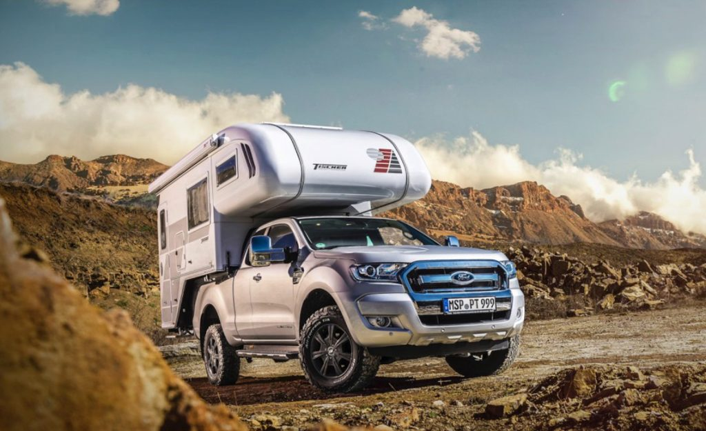 off road camper Special Campers