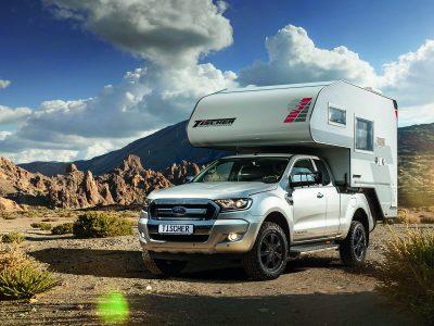 Pick-up camper huren Special Campers