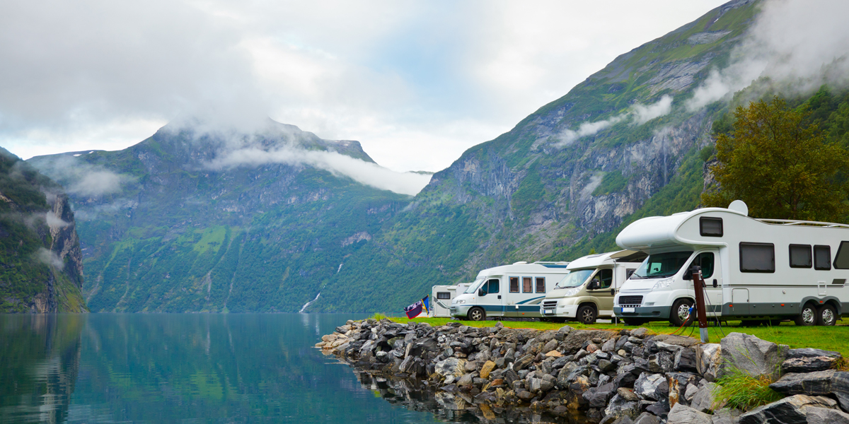 rondreis Noorwegen