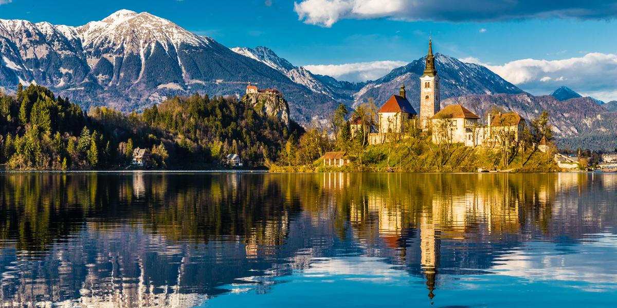 Camperreis Slovenie