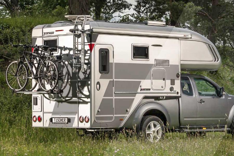 fietsendrager camper