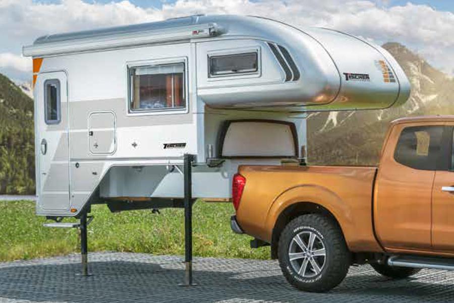 camperunit pickup camper