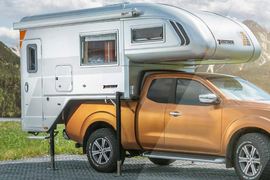 camper unit 4x4 camper