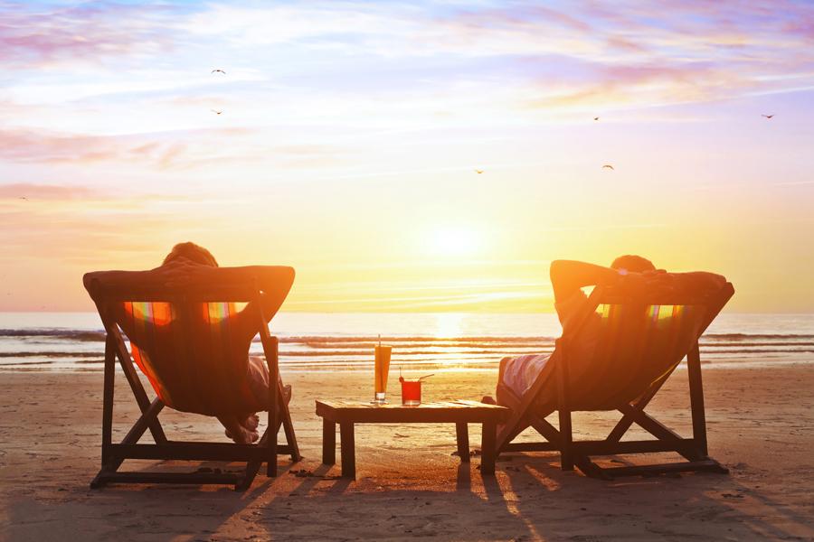 zonnestralen camper vakantie
