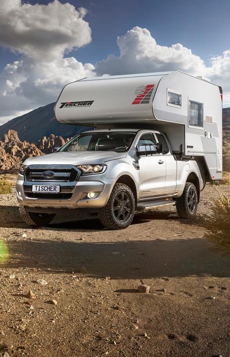 4x4 camper Special Campers
