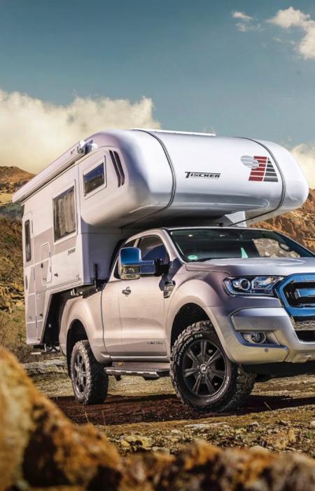 offroad pick-up camper Special Campers