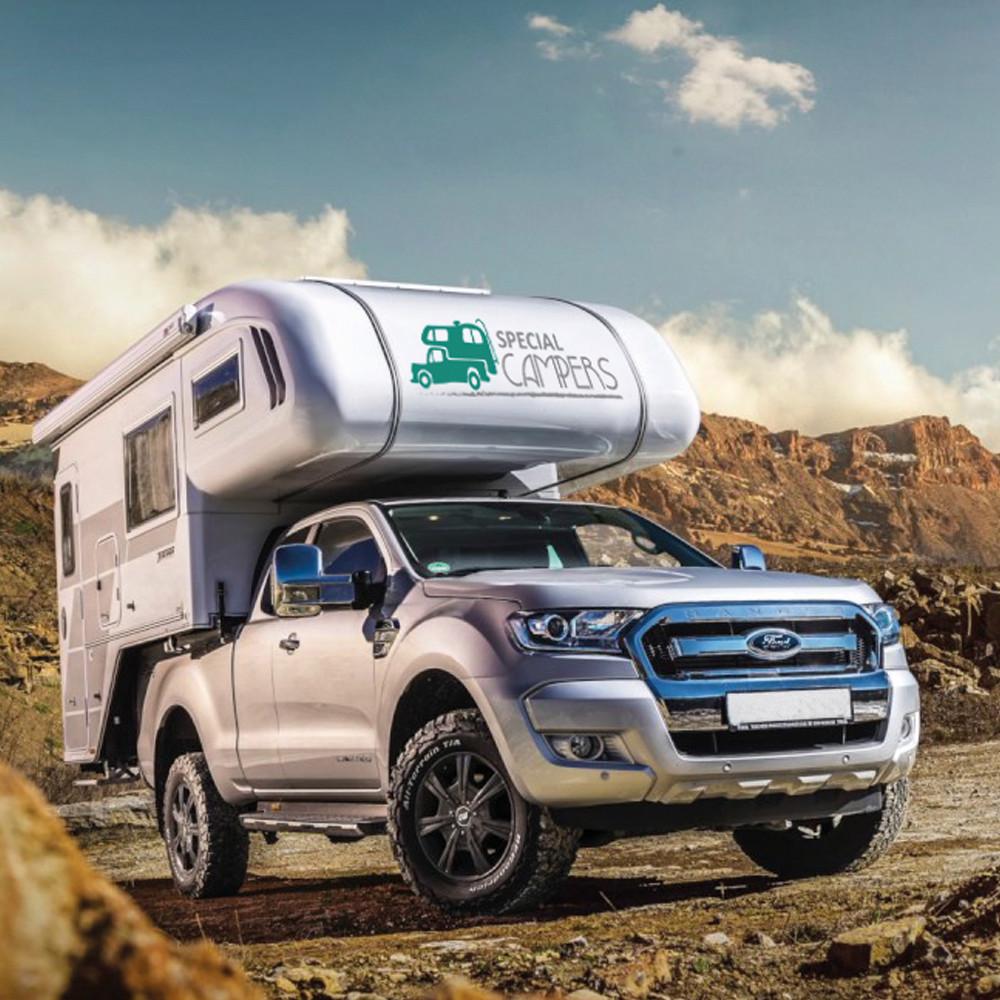 4x4 camper huren-Special-Campers