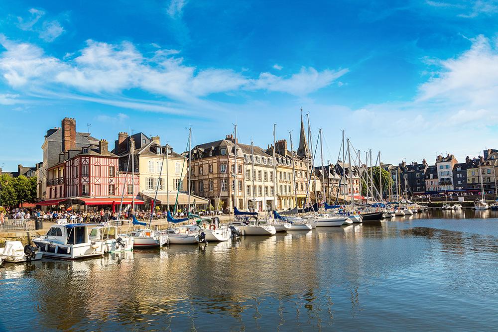 Honfleur Frankrijk