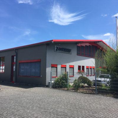 Tischer fabriek