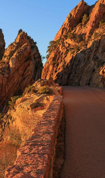 Corsica per camper rondreizen