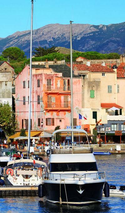 camper rondreis Corsica