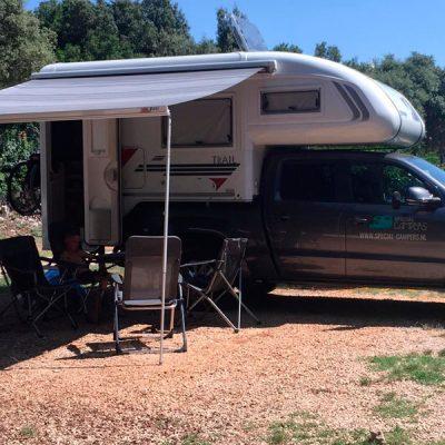 Special Camper in Kroatie