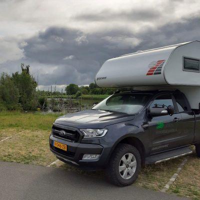 Kamperen in Nederland op natuurcamping