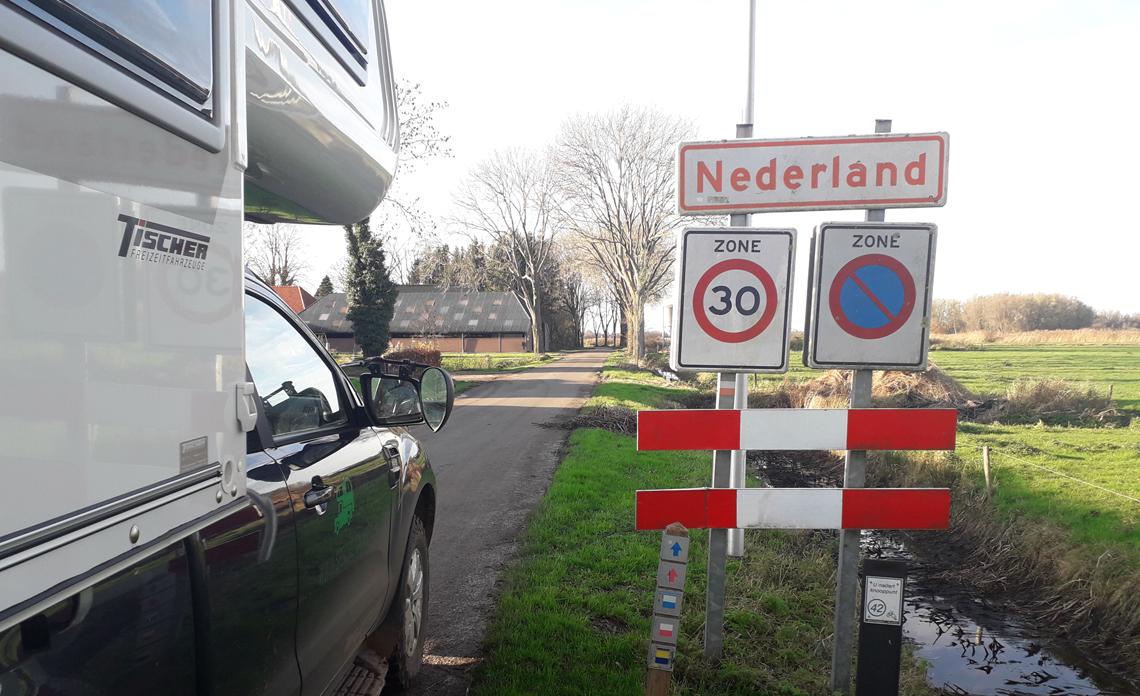 Special campers in Nederland