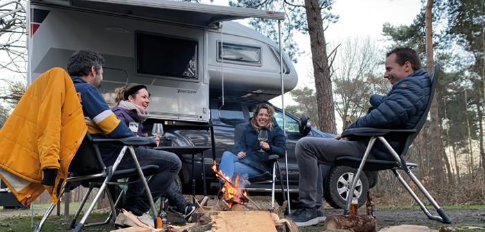 4x4 camper huren in Nederland