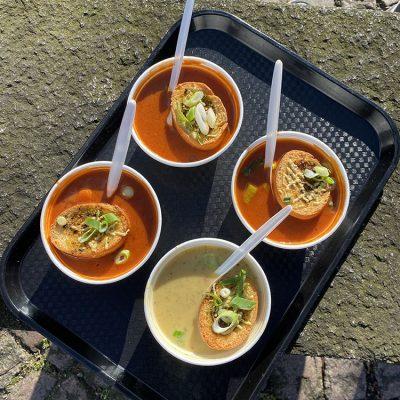 overheerlijke soep in brabant